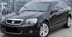 perth Chauffeur hire cars